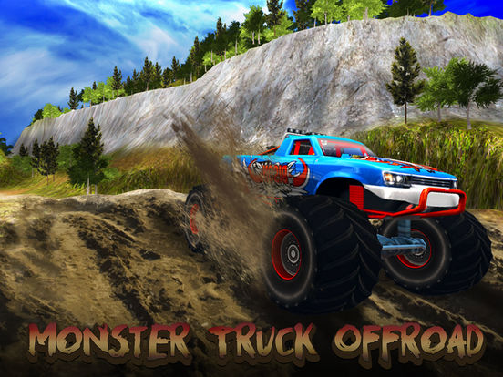 Monster Trucks Offroad Simulator Full screenshot 5