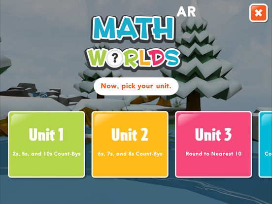 Math Worlds AR screenshot 7