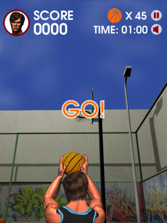 Street Shooter [jump shot] screenshot 9