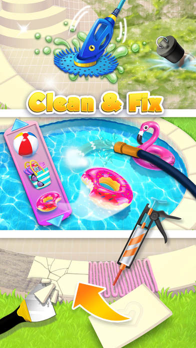 Sweet Baby Girl Cleanup 5 - No Ads screenshot 5