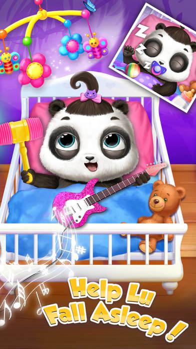 Panda Lu Baby Bear Care - No Ads screenshot 5