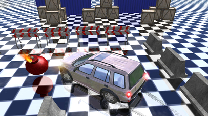 Extreme Prado City Parking Simulator screenshot 4