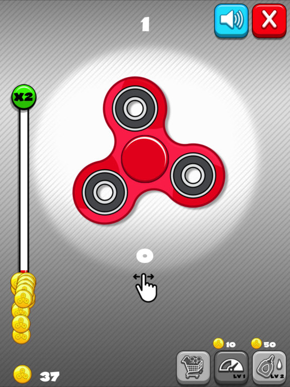 Fidget Spinner: Revolution screenshot 7