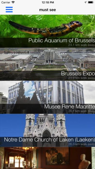 Flanders Transport Guide screenshot 2