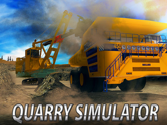 Quarry Machines SImulator Full screenshot 5