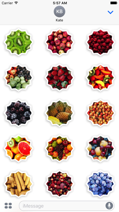 Beautiful fruits screenshot 1