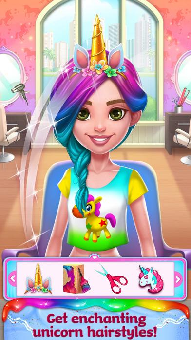 Unicorn Food Style Maker screenshot 5