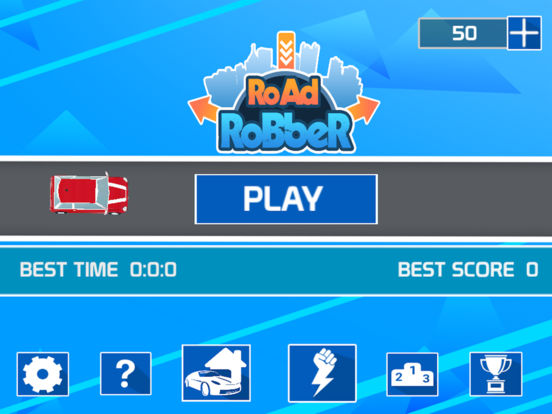 Road Robber Escape Drive screenshot 6