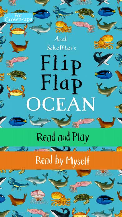 Axel Scheffler's Flip Flap Ocean screenshot 1
