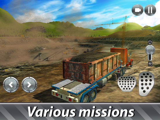 Quarry Machines SImulator Full screenshot 7