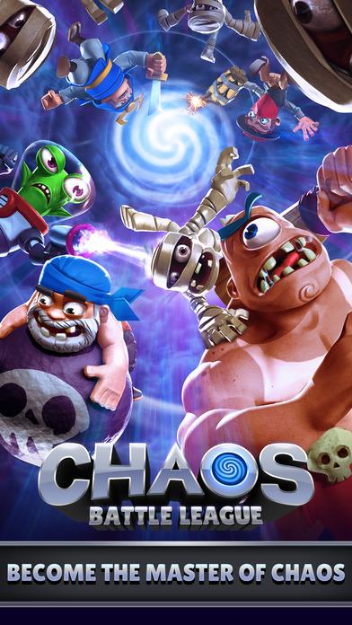 Chaos Battle League screenshot 1