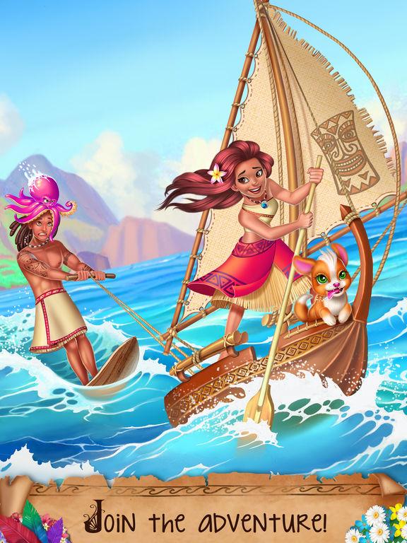 Island Princess Magic Quest screenshot 6