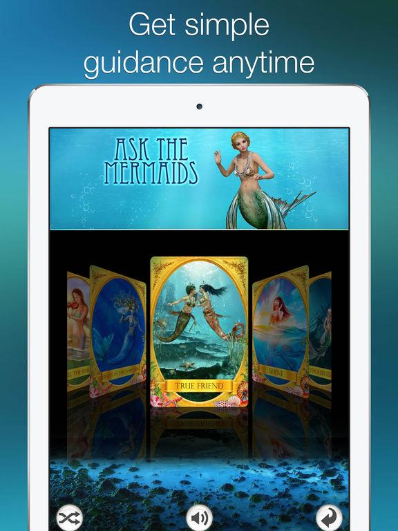 Ask the Mermaids Oracle Cards screenshot 8