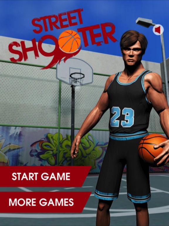 Street Shooter [jump shot] screenshot 6
