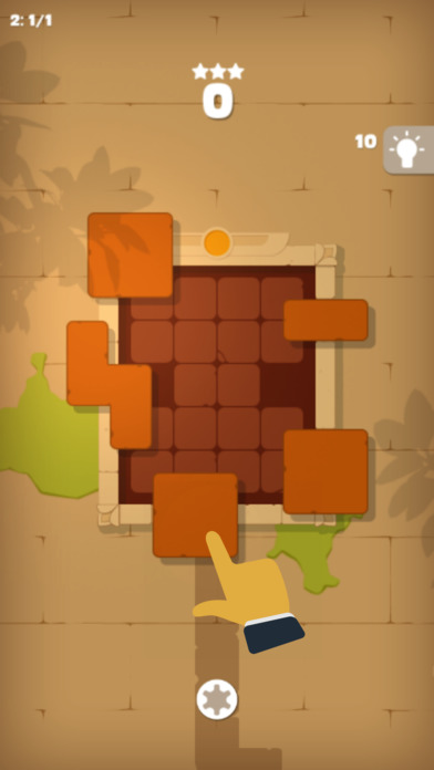 Puzzle Blocks ® screenshot 2