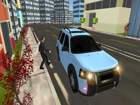 City Prado Car Driving with Racing Games screenshot 9
