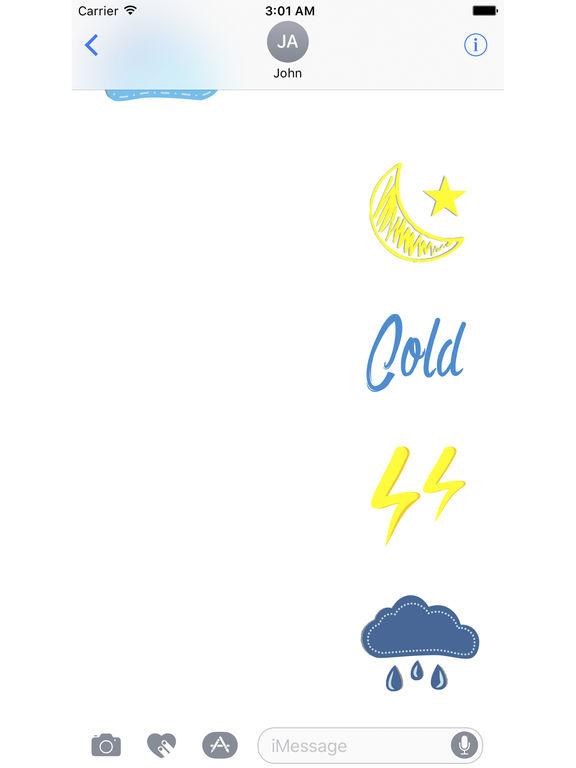 Paint Weather screenshot 10