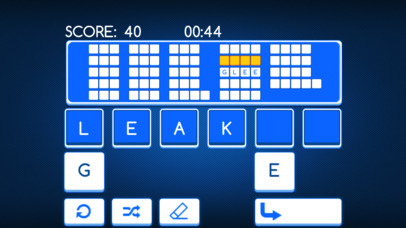 Anagram Puzzle screenshot 1