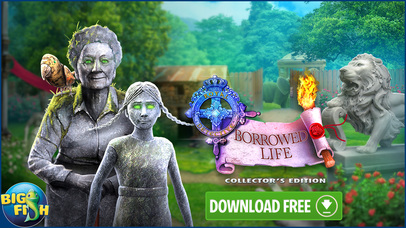 Royal Detective: Borrowed Life  - Hidden Objects screenshot 5