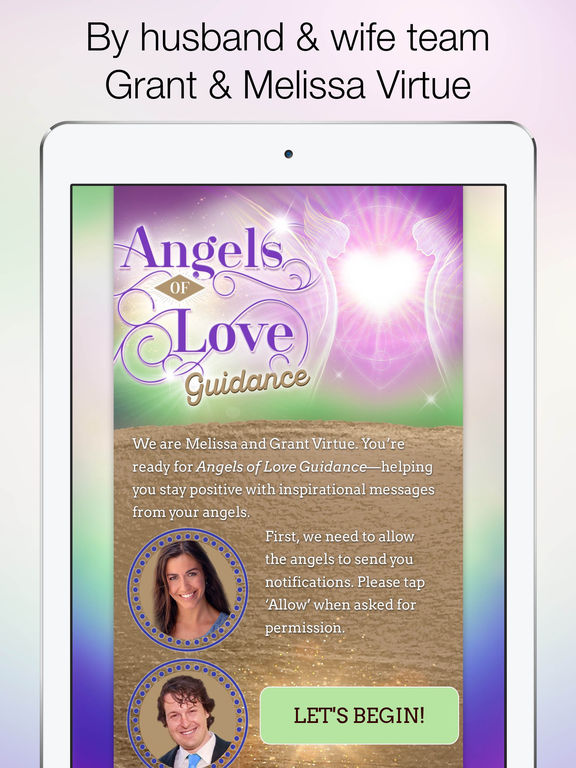 Angels of Love Guidance - Melissa and Grant Virtue screenshot 10