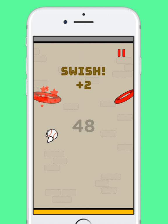 Flappy Dunk screenshot 7