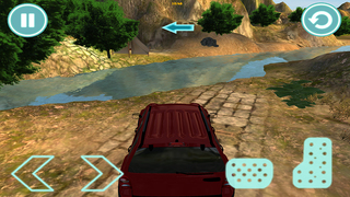 3D Noja Jeep Parking 2 - eXtreme Off Road 4x4 Driving & Racing Simulator screenshot 4