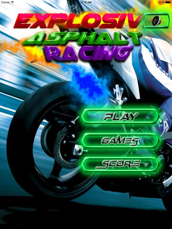 Explosive Asphalt Racing PRO - Best No Limit Speed screenshot 6