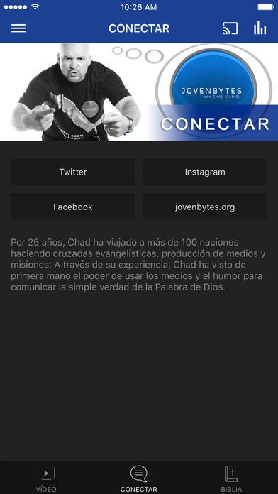 JovenBytes: Devocional App screenshot 3
