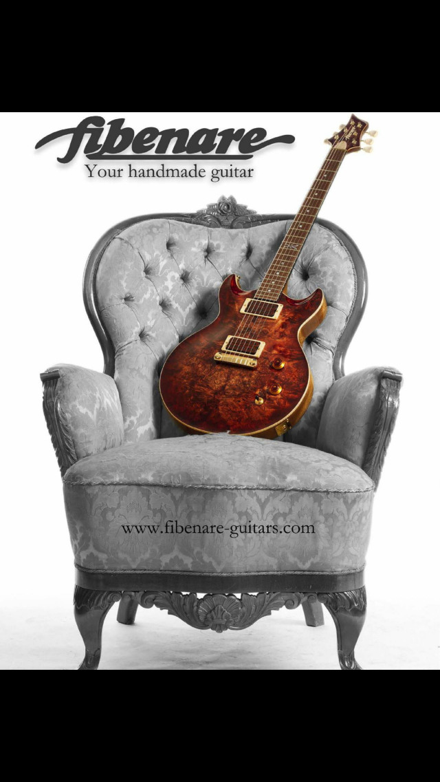 Guitar Connoisseur Magazine screenshot 3