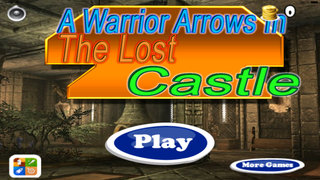 A Warrior Arrows In The Lost Castle - Large And Powerful Game Arrows screenshot 1