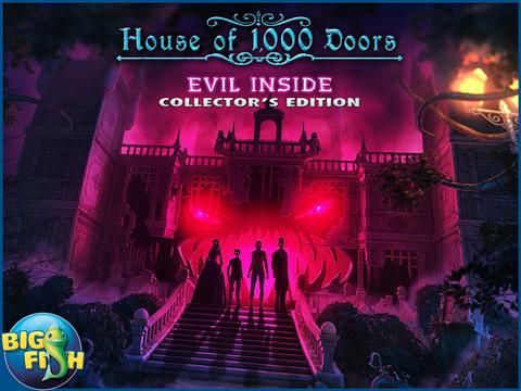 House of 1000 Doors: Evil Inside HD - A Hidden Object Adventure (Full) screenshot 5