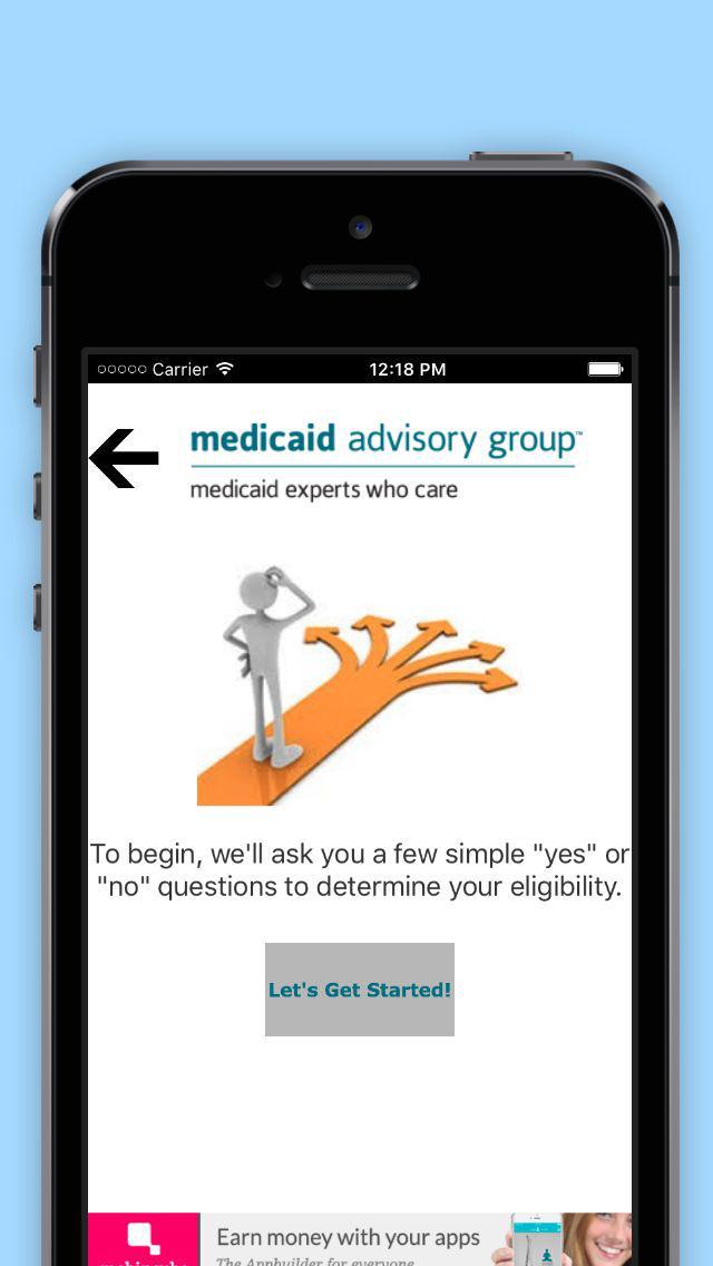 The Medicaid App screenshot 2