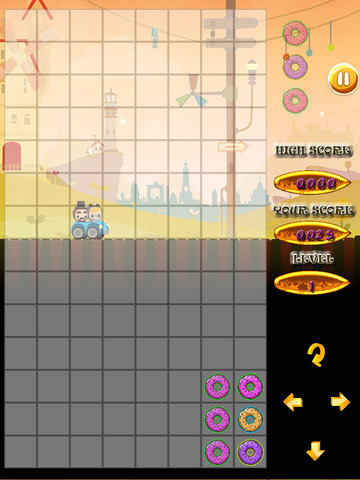 A Super Candy Color Game PRO - Merger Of Donuts screenshot 7