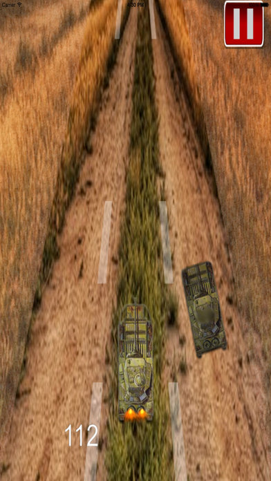 A Tank Of Great Power Pro - War Tanks Simulator screenshot 2