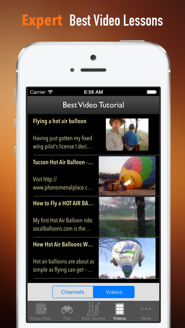How to Fly a Hot Air Balloon:Tips and Tutorial screenshot 3