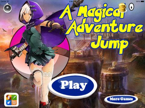 A Magical Adventure Jump Pro - Incredible Adventure jumping City screenshot 6