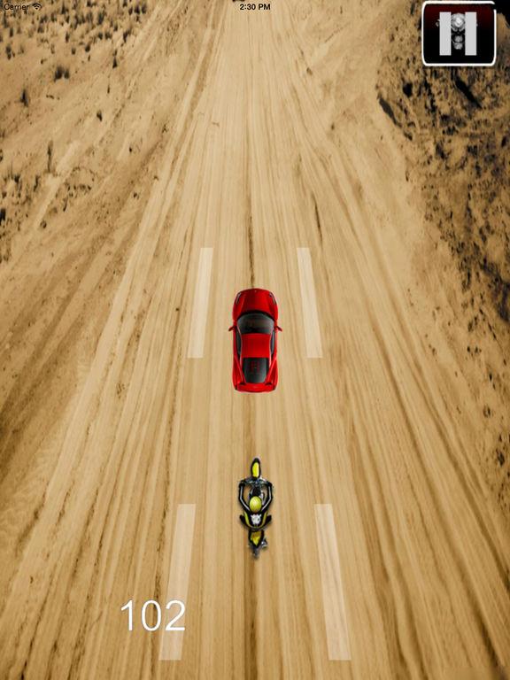 A Fury Motocross Pro - Traffic Game Bike Racing screenshot 9