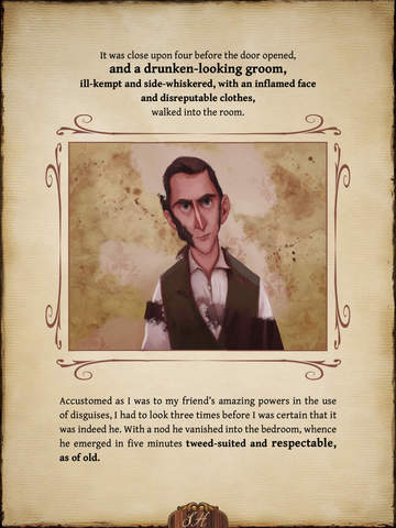 iDoyle: Sherlock Holmes screenshot 8