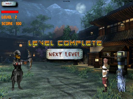 A Samurai Archer Dragon Pro - Best Archer Game screenshot 10