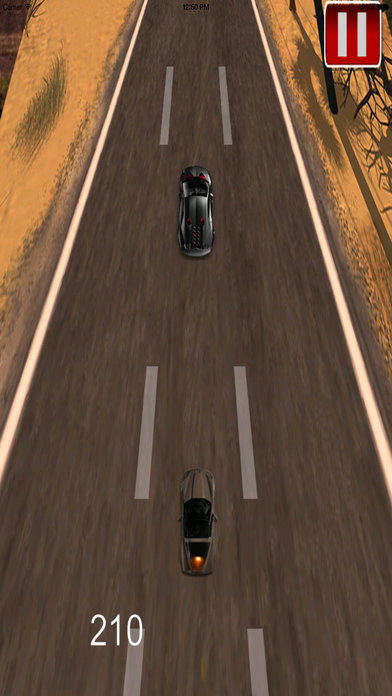 Car Lethal Highway Force Pro - Unlimited Speed screenshot 2