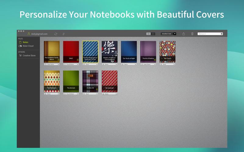 NoteLedge – Multimedia Notepad screenshot 4