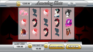 1up Best Pay Table Slots Of Hearts - Entertainment Slots screenshot 1