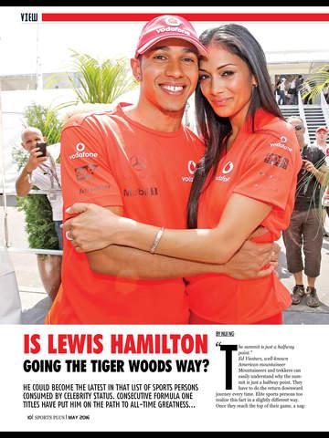 Sports Plus (magazine) screenshot 9