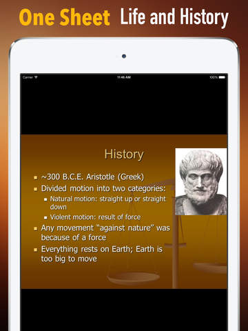 Aristotle Biography and Quotes: Life with Documentary screenshot 7