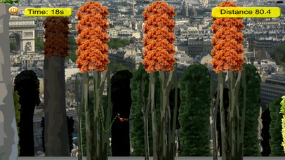A Thief On Rope Pro - Amazing Fly From ALi Bba screenshot 4