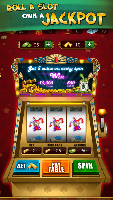 Pharaoh's Party: Coin Pusher app for iPhone: reviews, screenshots
