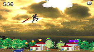 Adventure Hunting Jump PRO - Adventure Jump Fun screenshot 2