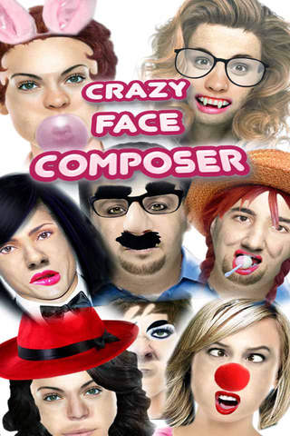 Crazy Faces Composer- Edit your photos to create f - náhled