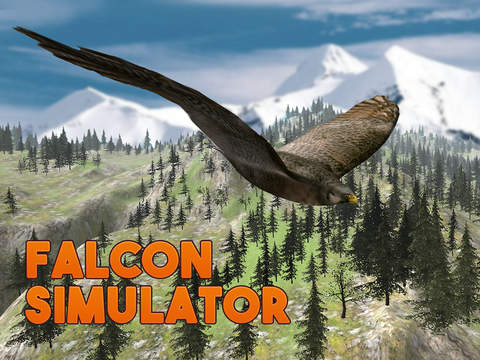 Wild Falcon Survival Simulator 3D Full screenshot 5