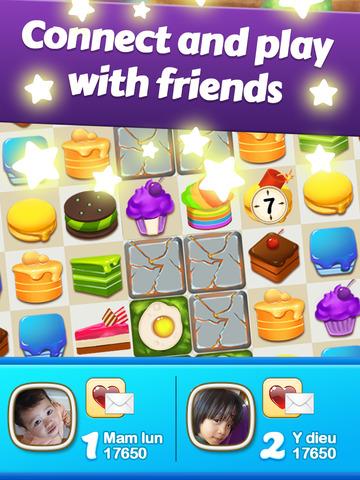 Chef Cake Frenzy - Cookie Blast Fever screenshot 9